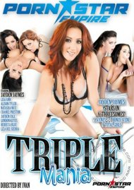 Triple Mania Porn Video
