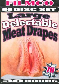 Large Delectable Meat D 6-Disc Set
