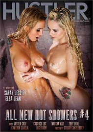 All New Hot Showers #4 Porn Video