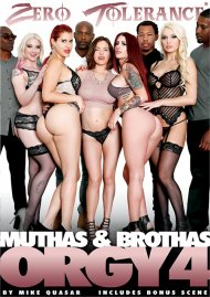 Muthas & Brothas Orgy 4 Porn Video