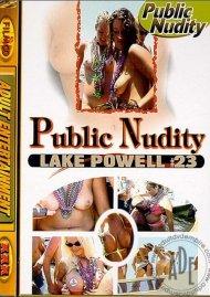 Public Nudity 23: Lake Powell Porn Video