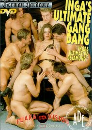 Inga's Ultimate Gang Bang Porn Video