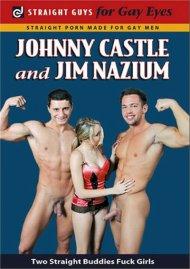 Johnny Castle and Jim Nazium