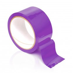 Fetish Fantasy Pleasure Tape - Purple