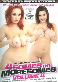 Foursomes Or Moresomes Vol. 4