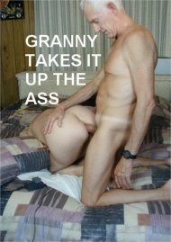 Granny Takes It Up The Ass Porn Video