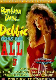 Debbie Does 'Em All 3 Porn Video