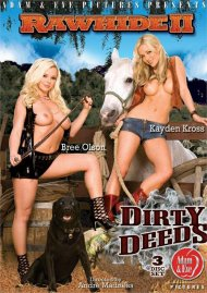 Rawhide II: Dirty Deeds Porn Video
