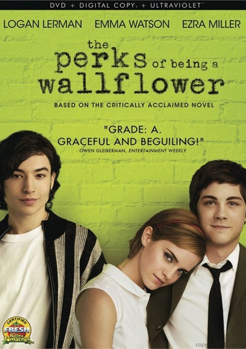 Perks Of Being A Wallflower, The (DVD + Digital Copy + UltraViolet)