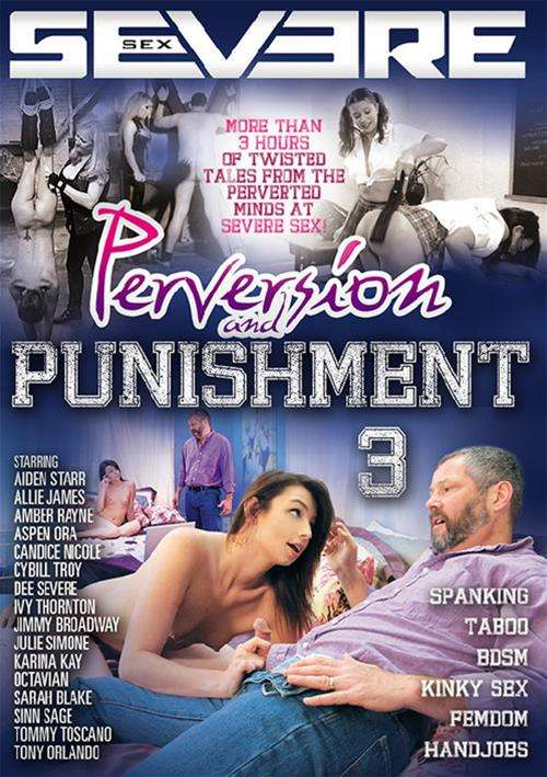 Perversion And Punishment 3 Boxcover