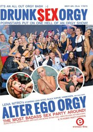 Buy Drunk Sex Orgy: Alter Ego Orgy
