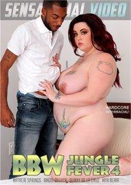 BBW Jungle Fever 4 Porn Video