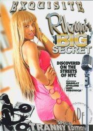 Rihanna's Big Secret Porn Video