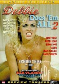 Debbie Does 'Em All 2 Porn Video