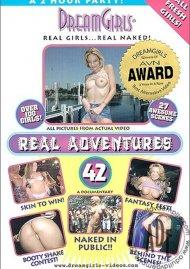 Dream Girls: Real Adventures 42 Porn Video