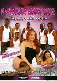 Shemale Gang Bang, A Porn Video