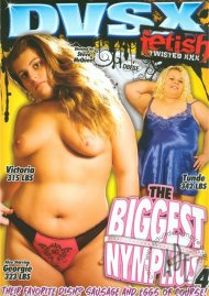 Biggest Nymphos 4, The Porn Video