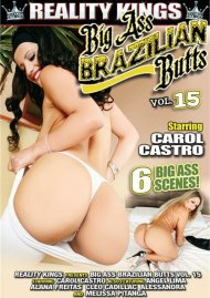 Buy Big Ass Brazilian Butts Vol. 15
