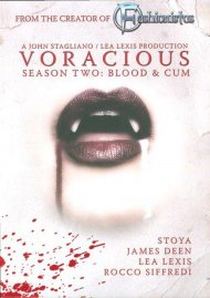 Voracious: Season Two - Blood & Cum Boxed Set Porn Movie