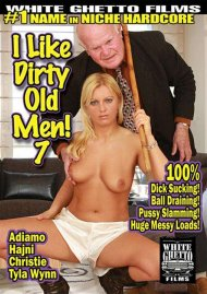 I Like Dirty Old Men! 7 Porn Video