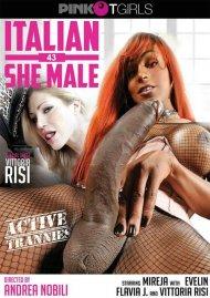 Italian She Male #43 Porn Video