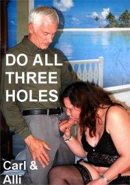 Do All Three Holes Porn Video
