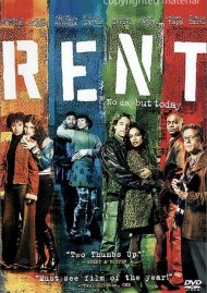 Rent (Single Disc)