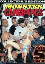Monster Gangbangs (5-Pack)