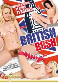 British Bush Porn Video