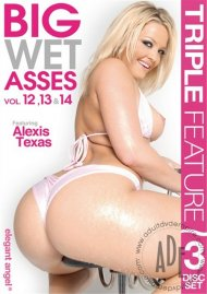 Big Wet Asses Vol. 12-14