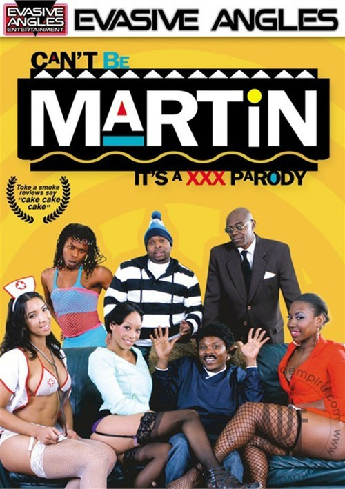 Can't Be Martin: It's A XXX Parody