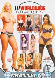 10 Worldwide Grannies Porn Video