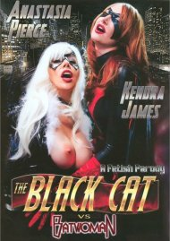 Black Cat VS Batwoman, The
