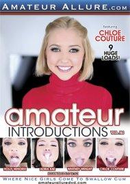 Amateur Introductions Vol. 24