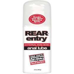 Rear Entry Anal Lube by Ona Zee - 3.4 oz. Sex Toy
