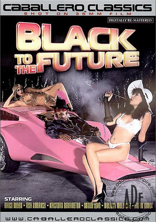 Black to the Future On Demand DVD Erotik Store.