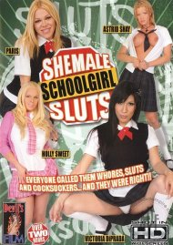 Shemale Schoolgirl Sluts Porn Video