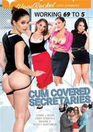 Cum Covered Secretaries Porn Video