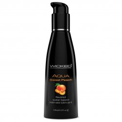 Wicked Aqua Sweet Peach - 4 oz.