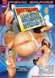 Buttman's Big Butt Backdoor Babes 2