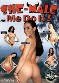 She-Male Me Do It Porn Video