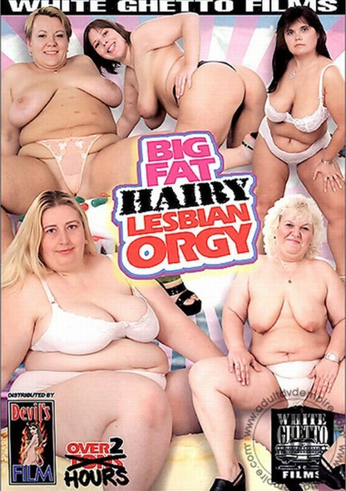 Fat orgy pic they