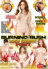 Burning Bush Red Hairy Pussy Porn Video