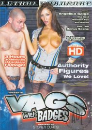 Vags with Badges Porn Video
