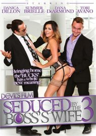 Seduced By The Bosss Wife 3 Porn Movie