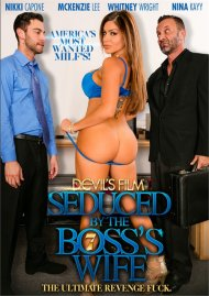 Seduced By The Boss's Wife 7 Porn Video