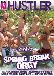 Spring Break Orgy
