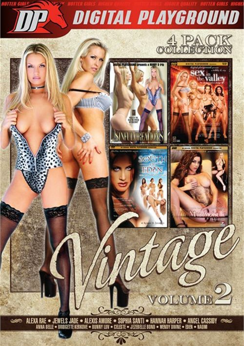 Vintage 4-Pack Collection Vol. 2