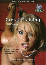 Greta's Training Porn Video