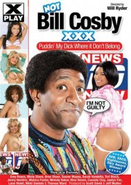 NOT Bill Cosby XXX: Puddin' My Dick Where it Don't Belong!